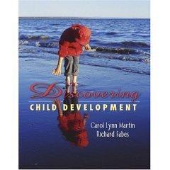 Title: DISCOVERING CHILD DEV.-W/ACCES by Carol Lynn Martin (2006-08-01)