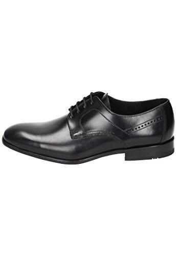 LLOYD  17,055,00, Chaussures de ville à lacets pour homme Schwarz