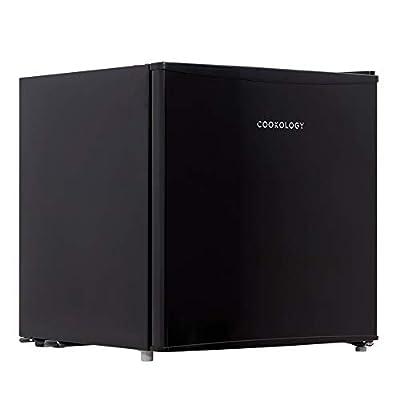 Cookology 4 Star **** Black Table Top Mini Freezer 32 Litre