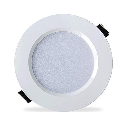 ZHAOHUIFANG Einbau-Deckenleuchte LED-Deckenleuchte Einbaustrahler Downlight Home Wohnzimmer TV Hintergrund Wandöffnung Lampe,#5