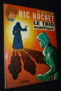 Ric Hochet. Le trio maléfique