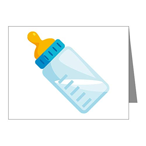 CafePress Emoji-Notizkarten, blanko, matt, 10 -