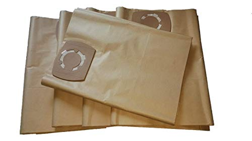 10 x Staubsaugerbeutel Staubbeutel geeignet OBI NTS 30