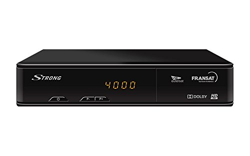 Strong SRT 7405 - Sintonizador (Mpeg4 HD) (importado)