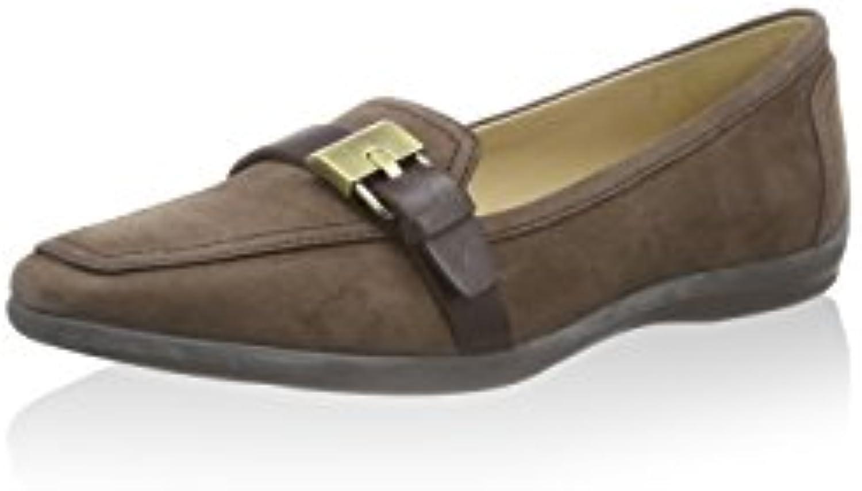 Geox Loafer Kalinda Kaffee EU 36 2018 Letztes Modell  Mode Schuhe Billig Online-Verkauf