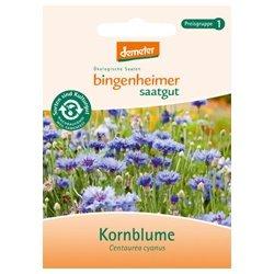 Bingenheimer Saatgut - Kornblume - Blumen Saatgut / Samen