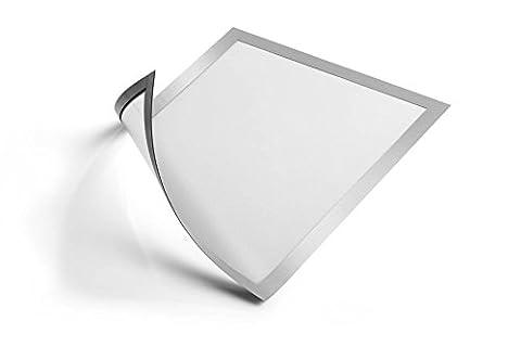 Durable 4998823 Duraframe Magnetic Cadre d'Affichage Magnétique pour Document A4