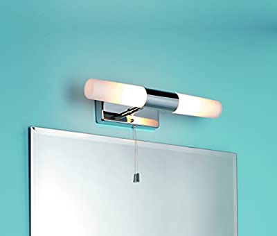 Nartel - IP44 Wall And Mirror Light - low-cost UK light shop.
