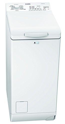 AEG LAVAMAT L51260TL Waschmaschine TL / A+++ / 150 kWh/Jahr / 1200 UpM / 6 kg / 8990 L/Jahr / Startzeitvorwahl /Schutz vor Wasserschäden / weiß