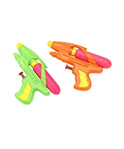 Smiffy's 15cm Water Pistols Set - 2 Pieces