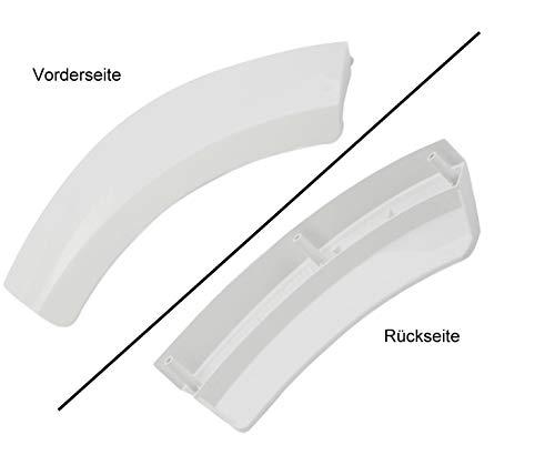DREHFLEX® - für Trockner/Wäschetrockner Türgriff/Griff/Fenstergriff für diverse Geräte von Bosch/Siemens/Constructa - passend für Teile-Nr. 00644221/644221