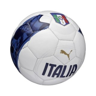 Puma Mini Ball Figc Fan, White-Navy-Team/Power Blue, 1, 082275 01