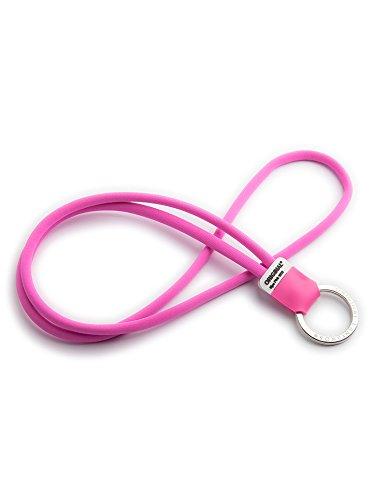 Original Lanyards SOLID stylisches Schlüsselband, Schlüsselanhänger, Lanyard in 12 Farben erhältlich (Made In Portugal)