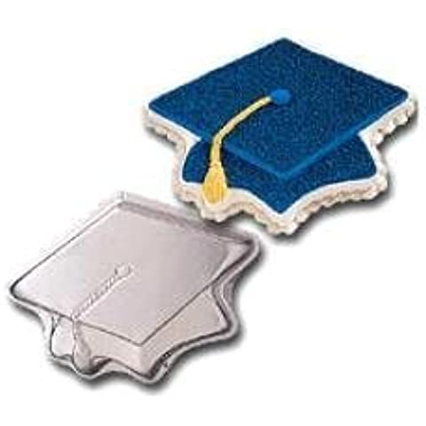Wilton Topping Off Success Graduation Cap Graduate Mortarboard Cake Pan Mold by Wilton