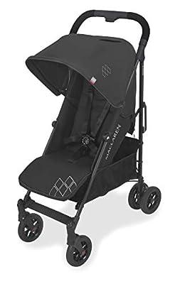 Maclaren Techno Arc - Silla de paseo ligero, manillar unido, para recién nacidos hasta los 25kg