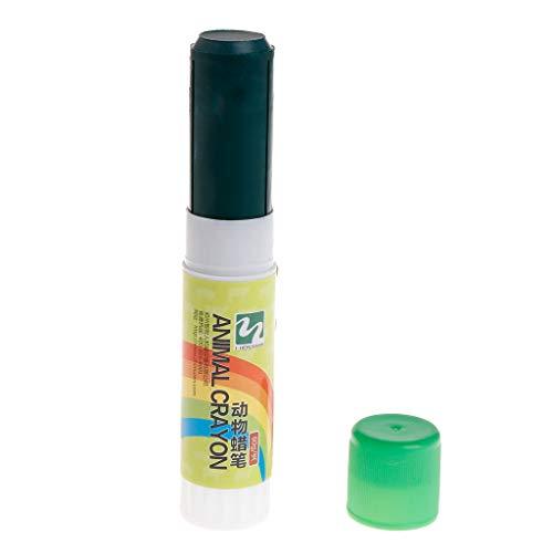 Markierstift für Tiere, für Schweine, Rinder, Kuh, Schaf, Rot/Blau/Grün grün (Grüne Schaf Kostüm)