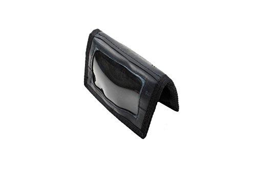 green-guru-gear-id-bi-fold-zip-wallet-black