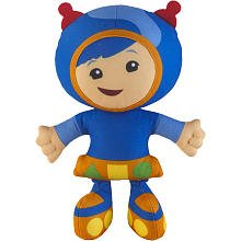 Fisher Price Toy - Team Umizoomi - 9 Inch Plush Figure - Geo Doll