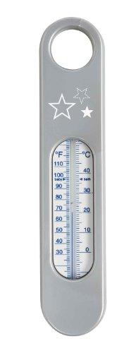 bébé-jou 622137 Badethermometer Silver Stars