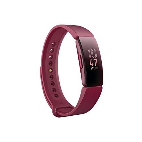Fitbit Inspire Monitores de Actividad, Adultos Unisex, Vino, Talla única