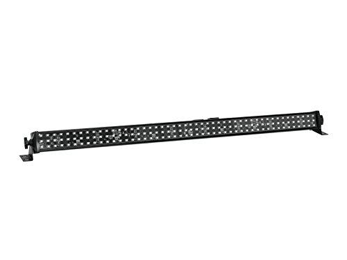 Eurolite LED PIX-144 RGB Leiste | Bar (100 cm) mit 144 breit abstrahlenden SMD-LEDs (RGB), 8 Segmente | Hängende als auch stehende Montage möglich