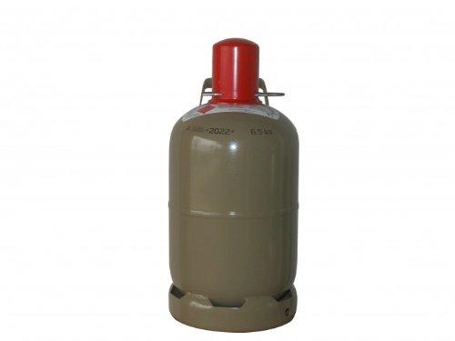 5 kg Propangas Eigenflasche - gefüllt