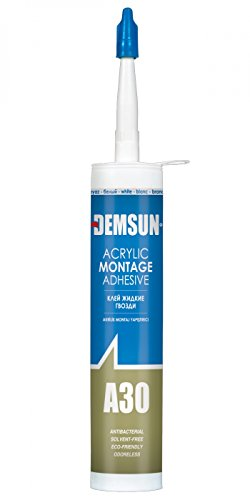 demsun-a30-acryl-montage-selbstklebend-310-ml-weiss-hervorragende-adhesion-solvent-free-weather-proo