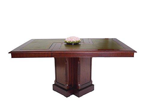 Tisch Schreibtisch Konferenztisch Studio Globe Wernicke Antik Stil L:156cm(6478)