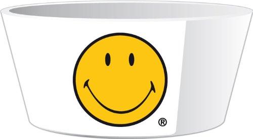 Zakdesigns 6187-0321 Smiley Bol de Céréales Mélamine Multicolore 45 x 35 x 25 cm