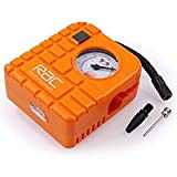 The New Ultra Compact Tyre Air Compressor from the RAC Ideal for the Glovebox for your LANDROVER RANGE ROVER