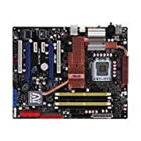 Asus P5E Deluxe Mainboard Sockel 775 (ATX, Intel X48, Dual Channel DDR2 Speicher)