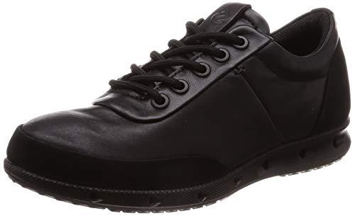 ECCO Damen COOL Sneaker, Schwarz (Black/Black 51052), 38 EU
