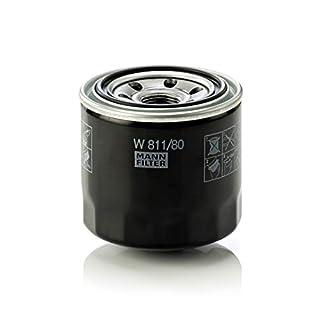 MANN-FILTER W 811/80 Ölfilter