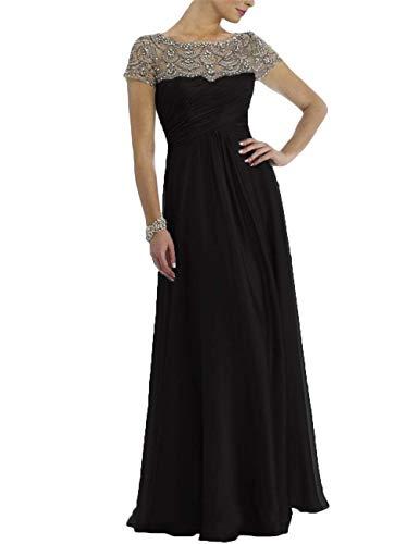 Erosebridal Mutter der Braut Kleidet Langes Elegantes Formales Kleid für Hochzeit