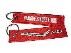 portachiavi-remove-before-flight-airbus-a300-con-anello-portachiavi