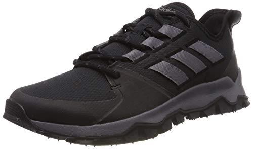 Adidas Kanadia Trail F36056, Zapatillas de Entrenamiento para Hombre, Negro (Black, 43 1/3 EU