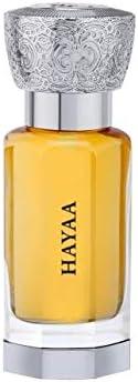 Swiss Arabian Hayaa Perfume Oil For Unisex, 12 ml