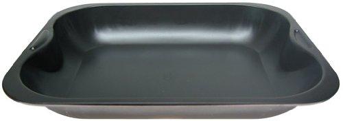 Zenker 7211 Plat à Four Special Cooking 33x27x5 cm Noir, Émail, 33 x 27 x 5 cm