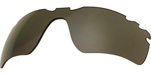 Ersatz-Objektive für Oakley Radar Path Sonnenbrille, Slate Mirror Polarized Vented