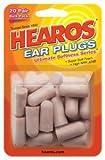 Hearos Ultimate Softness Re-Usable Foam Ear Plugs - 20 pairs