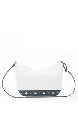 Love Moschino JC4065PP11LF 110A borsa bianco/blu Bianco/Blu