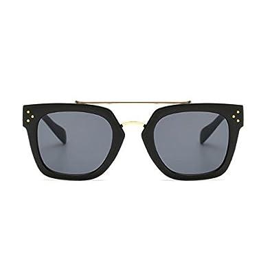 MYLL Europäische Und Amerikanische Mode-große Feld Wilde Lady Sonnenbrille Exquisite Metall Marke Brillen