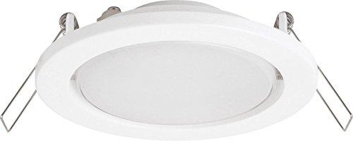 MEGATRON Chico MT76725 LED-Einbauleuchte EEK: LED (A++ - E) 4W Warm-Weiß Weiß