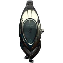 Fontenay Damen-Armbanduhr Analog Quarz-Grau Zifferblatt Armband 3ATM UVP 99,00erhältlich bei 60% Discount. u22231