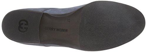 GERRY WEBER Damen Sherly 10 Derby Blau (ocean 505)