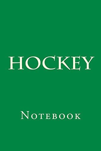 Hockey: Notebook