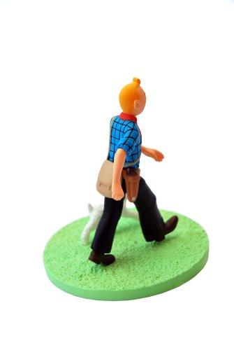 Figura / Cofre de colección Tintín Cowboy Moulinsart 43101 (2011) 3