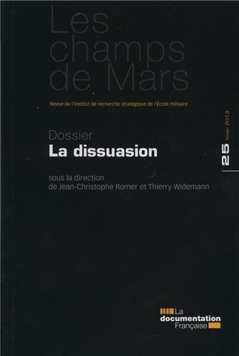 Champs de Mars n° 25 - La dissuasion