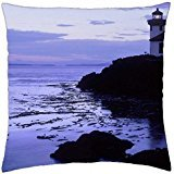 Lime Kiln Point State Park Lighthouse - Throw Pillow Cover Case (18