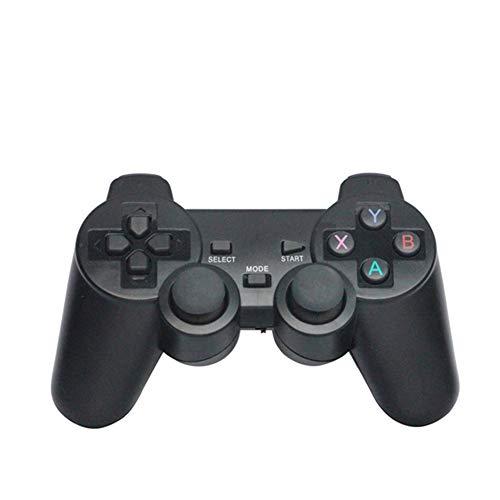LHTE Controlador De Juegos, Gamepad-Controller, PC Controladora De Juegos Inalámbrica 2.4G para Joystick PS3 TV Box kompatibel mit iPhone/Android/PC